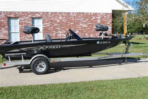 Xpress Boat Dealers In Baton Rouge by 2005 Xpress H51 Bass Boat For Sale In Baton Rouge