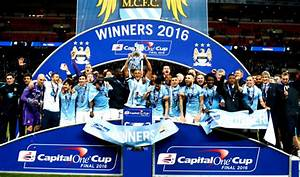 Manchester City Win 2016 Capital One Cup | 360Nobs.com