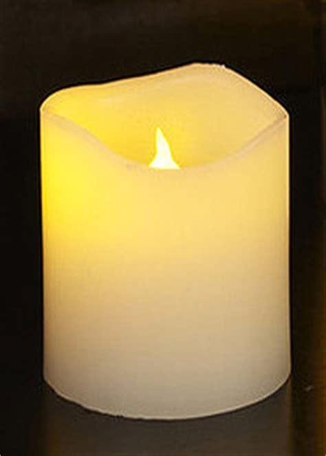 la bougie led en cire v 233 ritable bougies d 233 coratives mariage