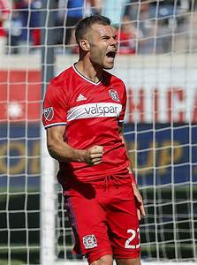 Fire clinch playoff berth as Nemanja Nikolic sets club ...