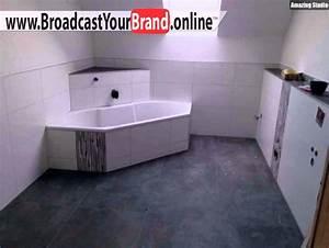 Badezimmer Weiß Grau : badezimmer fliesen grau wei youtube ~ Markanthonyermac.com Haus und Dekorationen