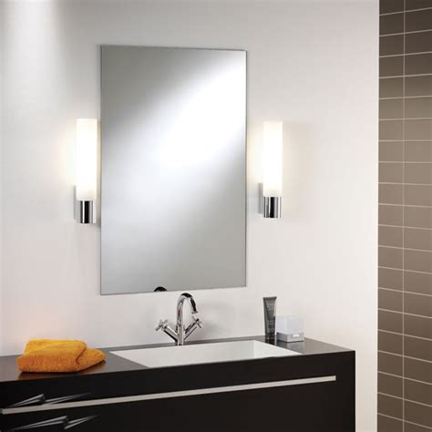 Ax0386  Kyoto Bathroom Wall Light, Modern Low Energy Wall
