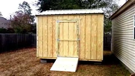 10x12 gable shed shed plans stout sheds llc