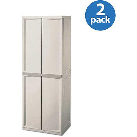 sterilite utility storage cabinet 01428501 walmart
