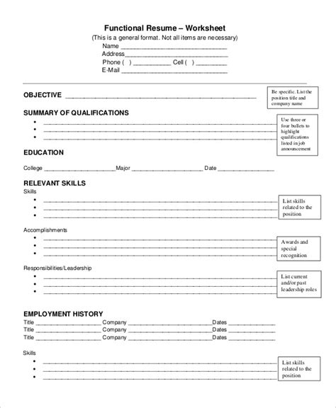 10+ Functional Resume Templates  Pdf, Doc  Free. How To Present References In A Resume. Sample Resumes For Students In High School. Networking Resume Format. Application Development Manager Resume