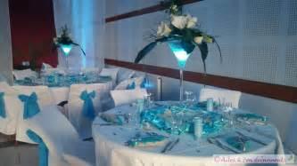 decoration salle de mariage bleu et blanc id 233 es de d 233 coration et de mobilier pour la