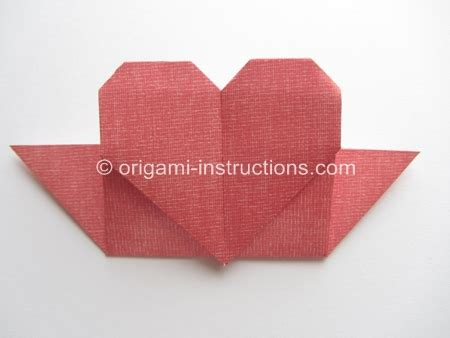 Origami Love Boat by Origami Love Boat Folding Instructions