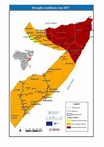 Somalia Drought Conditions Jan 2017 - Somalia | ReliefWeb
