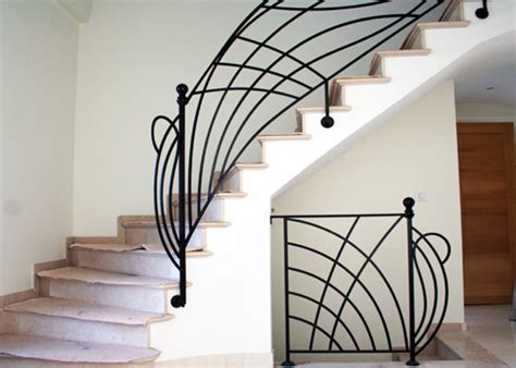 re d escalier en fer forg 233 rf36 fer forg 233 railings staircases and stairways