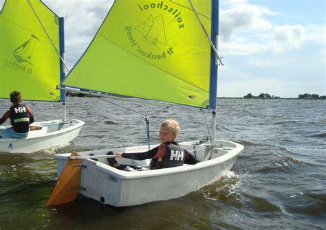 Zeilboot Huren Heeg by Optimist Huren Ottenhome Heeg