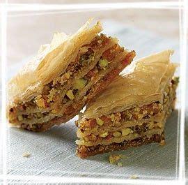 baklava aux pistaches avec p 226 te filo phyllo sans gluten tout simplement sans gluten