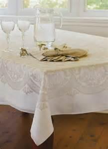nappe en 62 quot x 100 quot et 8 serviettes de table pur cie tissu en