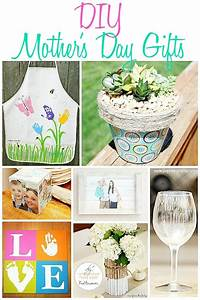 DIY Mother's Day Gifts • The Pinning Mama