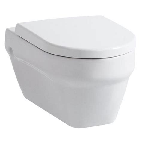 laufen form wall hung pan with toilet seat formwc3 at