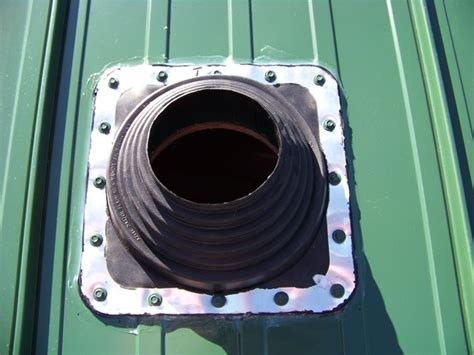 Rubber Boot For Stove Pipe by Plumbing Drain Installation