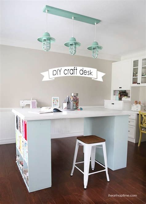 Colorful Craft Room Design Board  Happiness Is Homemade