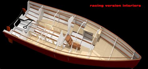 Homemade Wooden Boat Plans by Idea 21 Small Plywood Sport Sailboat Sailboat Plan