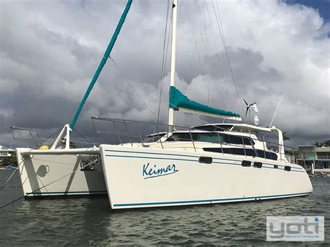Catamaran Sailing Mooloolaba by Brady 40 Catamaran Sailing Catamaran For Sale