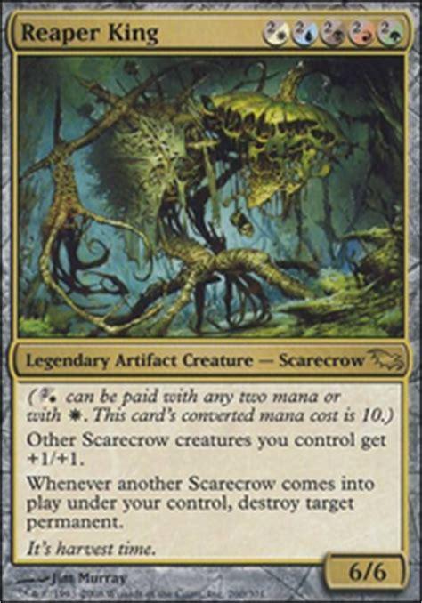 the scarecrow king modern mtg deck