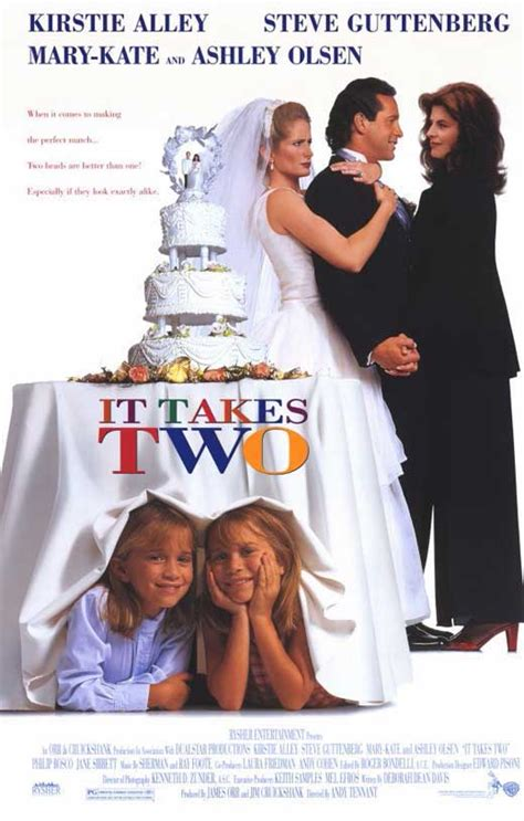It Takes Two Movie Posters From Movie Poster Shop