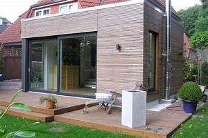 Anbau Holz Kosten : anbau an ein doppelhaus in geesthacht harms und k ster bau gmbh ~ Markanthonyermac.com Haus und Dekorationen