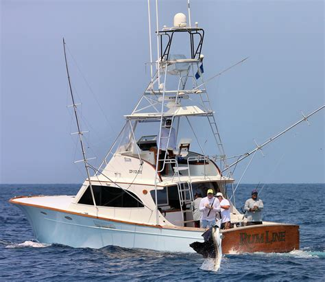Offshore Sportfishing Boats by Gamefisherman Dcn Charter Boat Pacific Ocean Sailfish