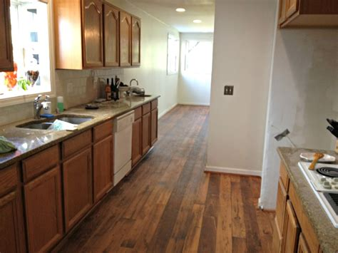 Gray Laminate Flooring With Oak Cabinets Honey Kitchen Cabinets Cabinet Height From Counter Floor Ideas With White Wholesale Distributors Granite Countertops Ksi Polymer Tips