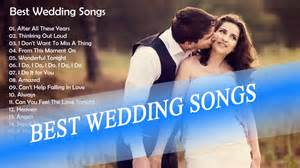 best wedding songs top 10 wedding songs 2015 top 10 modern wedding songs