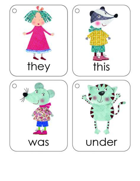 First 100 Words Flashcards #11 Kidspressmagazinecom