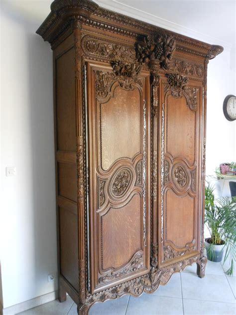 armoire normande de mariage armoires