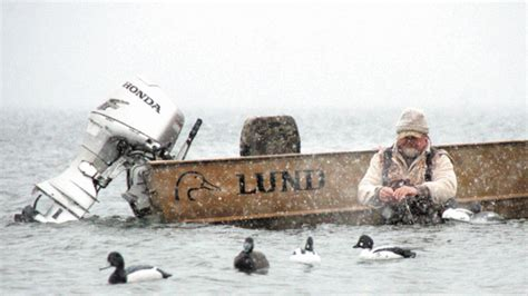 Duck Hunting Boat Death by A Passion For Duck Hunting Duluth News Tribune