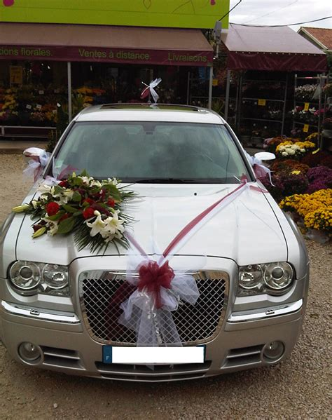 mariage d 233 coration voiture car wedding decoration mariage d 233 coration