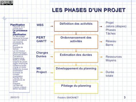 les diff 233 rentes phases d un projet la phase de planification