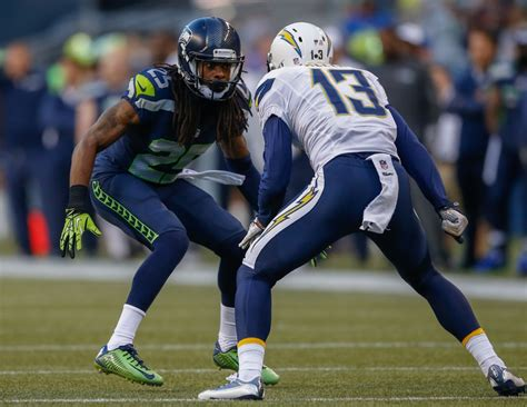 Seattle Seahawks At San Diego