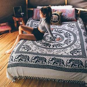 Give Your Bedroom A Boho Thrift Store Make-Over