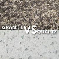 quartz vs granite countertops Granite vs. Quartz: Which Countertop Is Right For You?