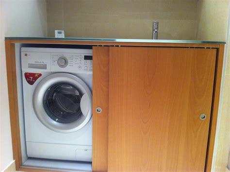r 233 novation d une salle de bain avec lave linge dans meuble vasque id 233 es pour la maison
