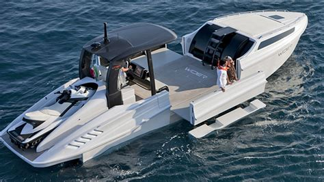 Big Sailboat Jobs by You Ll Never Run Out Of Deck Space On This Expanding Yacht