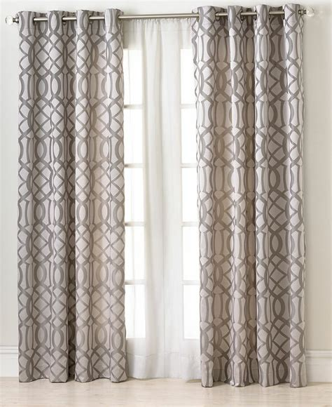 elrene window treatments latique collection fashion