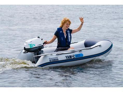 Inflatable Boats Motor Yamaha by Boat Yamaha Tender 220t Inautia Inautia
