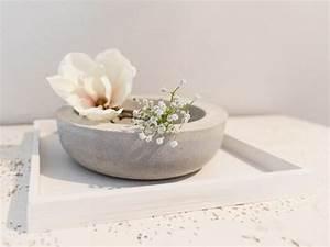 Beton Vase Selber Machen : beton deko selber machen klappt das wirklich deko ~ Markanthonyermac.com Haus und Dekorationen