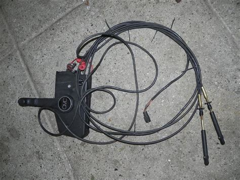 Buitenboordmotor Afstandsbediening by Buitenboordmotor Johnson 15 Pk Elektrisch S