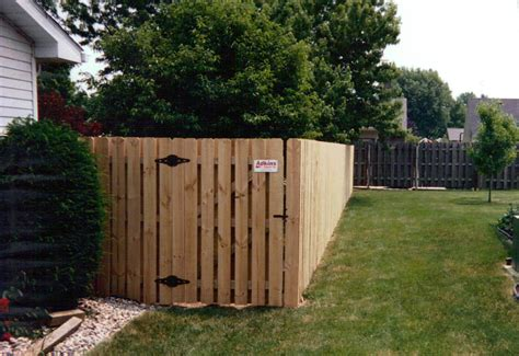 Fence Gate Privacy Wooden » Fencing