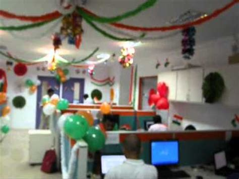 10 cubicle decoration ideas for indian independence day