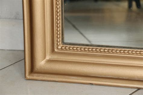 grand miroir ancien dor 233 d occasion