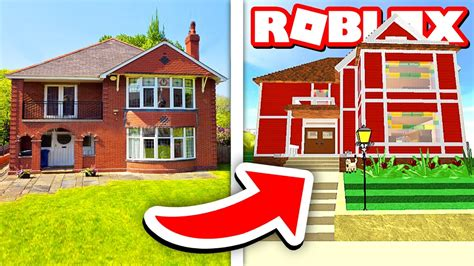 Roblox Home : Building My House In Roblox