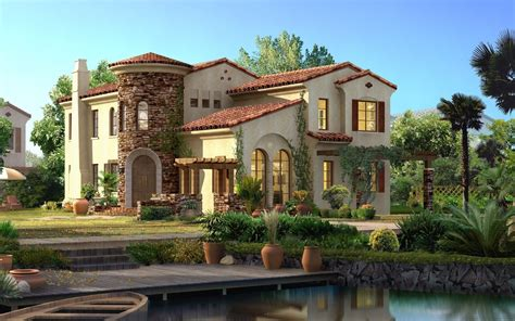 Appealing Beautiful Design House Beautiful