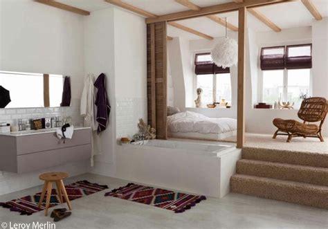 salle de bains suite parentale comment am 233 nager une salle de bains dans sa chambre