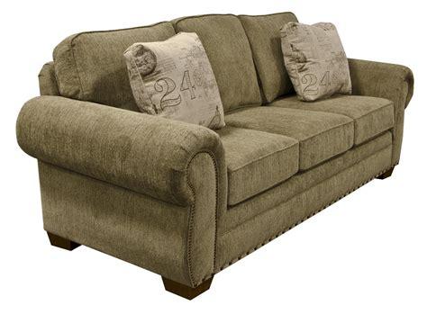 walters sofa with nailhead trim h l stephens sofa