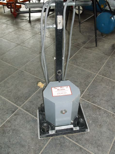 12 x18 random orbit floor sander tye one j rentals